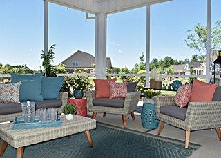 Essex Home porch