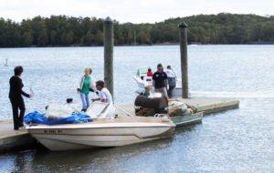 Lake Wylie Covekeepers Lake Sweep