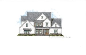AR Homes 225 Cape August Lot 22