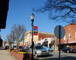 downtown Belmont NC is close to new construction McLean development