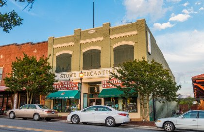 McLean Location - Belmont
