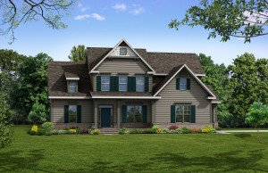 Lake Wylie custom lakefront homes - Tiburon