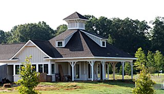 The Conservancy clubhouse