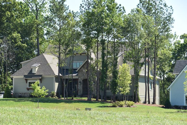 Custom Lake Wylie Waterfront Homes for Sale at McLean