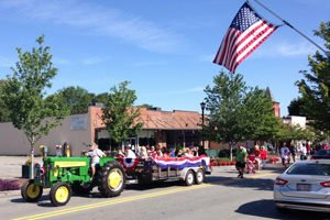 Everyone Parade in Mt Holly