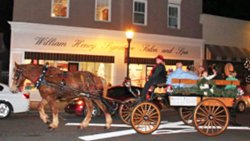 Belmont carriage ride