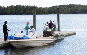 Lake Wylie Covekeepers Lake Sweep