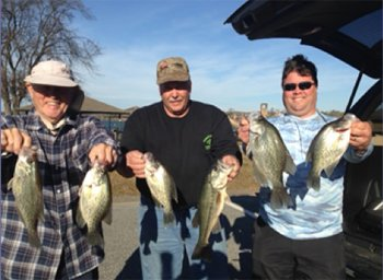Jerry's Fishing Guide Service for Lake Wylie fishing