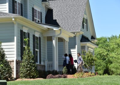 Peachtree model home