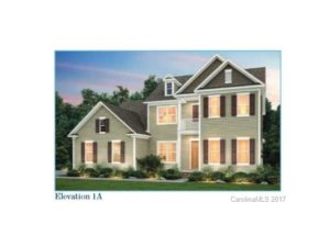 Lake Wylie custom lakefront homes lot 153-01