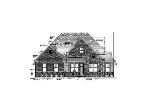 Lake Wylie custom lakefront homes Lot 4-00
