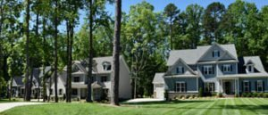 Peachtree Residential homes in South Shore