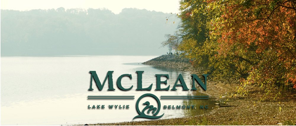 Autumn at Mclean on Lake Wylie