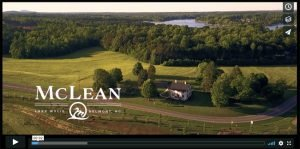 Video of McLean, fall 2017