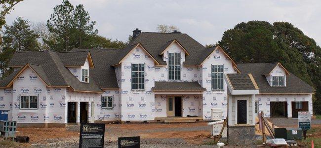 New McSpadden Custom Home