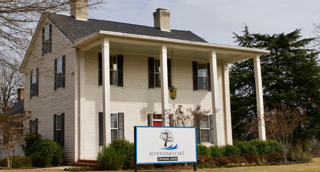 Seven Oaks Cafe coming to McLean House