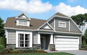 Shea Homes model rendering