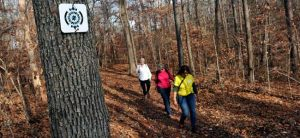 The Seven Oaks Preserve Trail