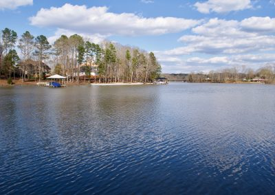 Quiet Lake Wylie cove