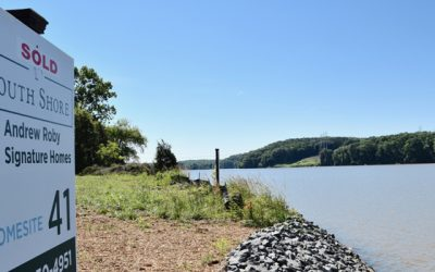 Our plentiful home sites on Lake Wylie just made headlines!