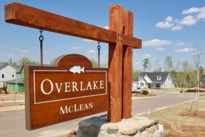 Overlake entrance