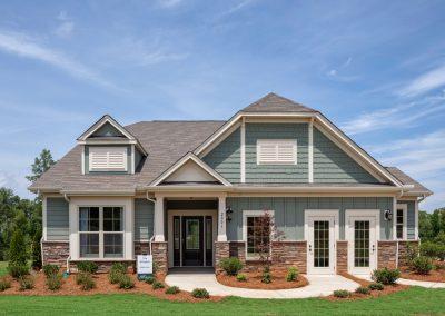Shea Homes model