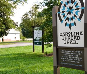 Seven Oaks Trail and Carolina Thread Trail