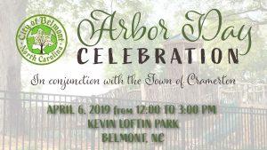 Belmont Arbor Day