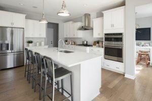 Shea Homes kitchen