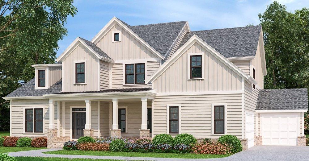 Peachtree Residential Farmhouse Series