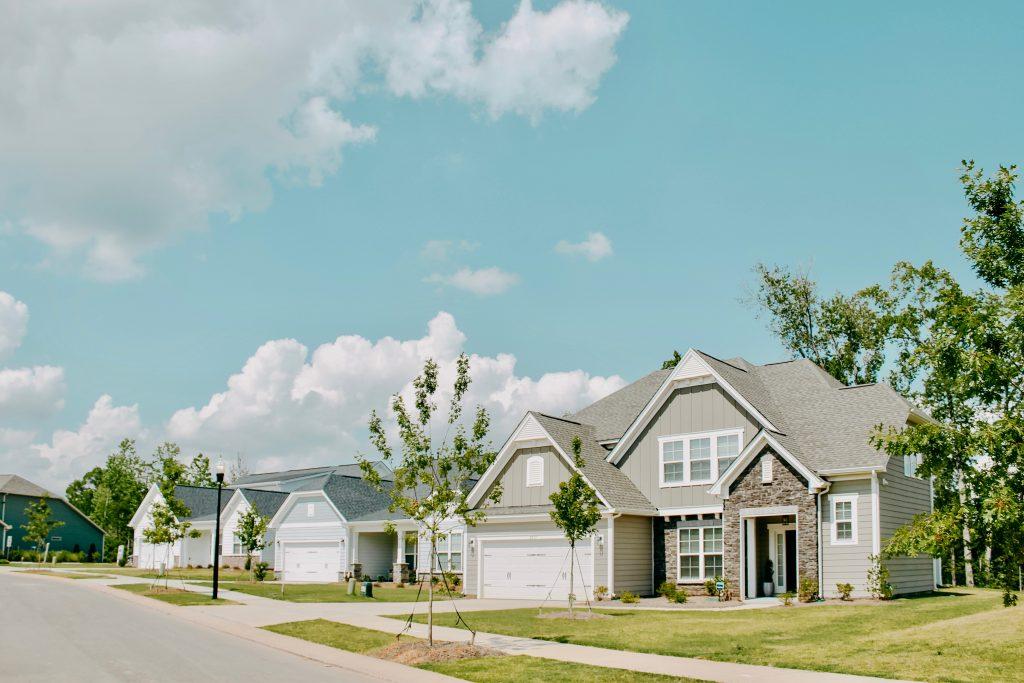 New homes at Overlake at McLean