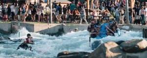 Labor Day at the U.S. Whitewater Center