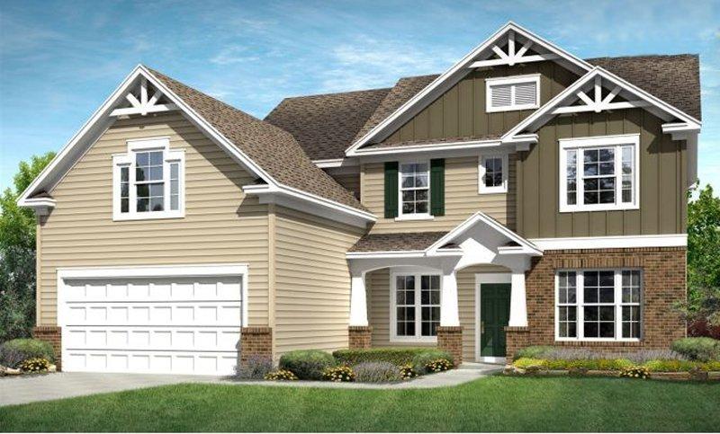 Shea homes Calistoga design