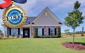 Essex model home award