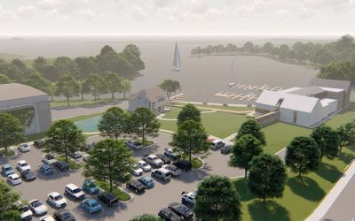 McLean's marina under way near SC border