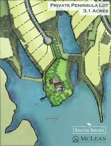 Property site plan