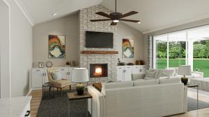 Tri Pointe living room